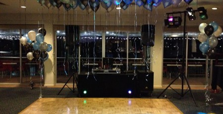 School Semi Formal Setup