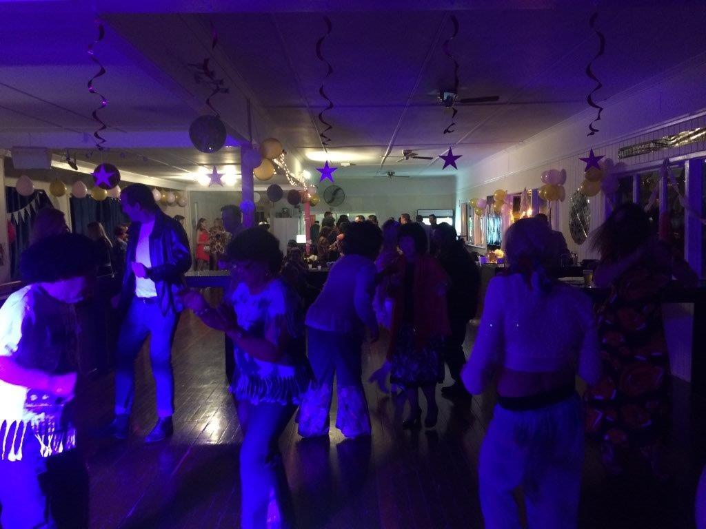 Nicole's 70's Disco Party