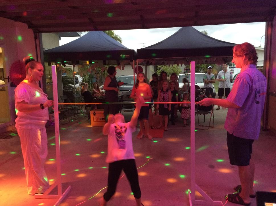 Kids Disco Ellena Limbo
