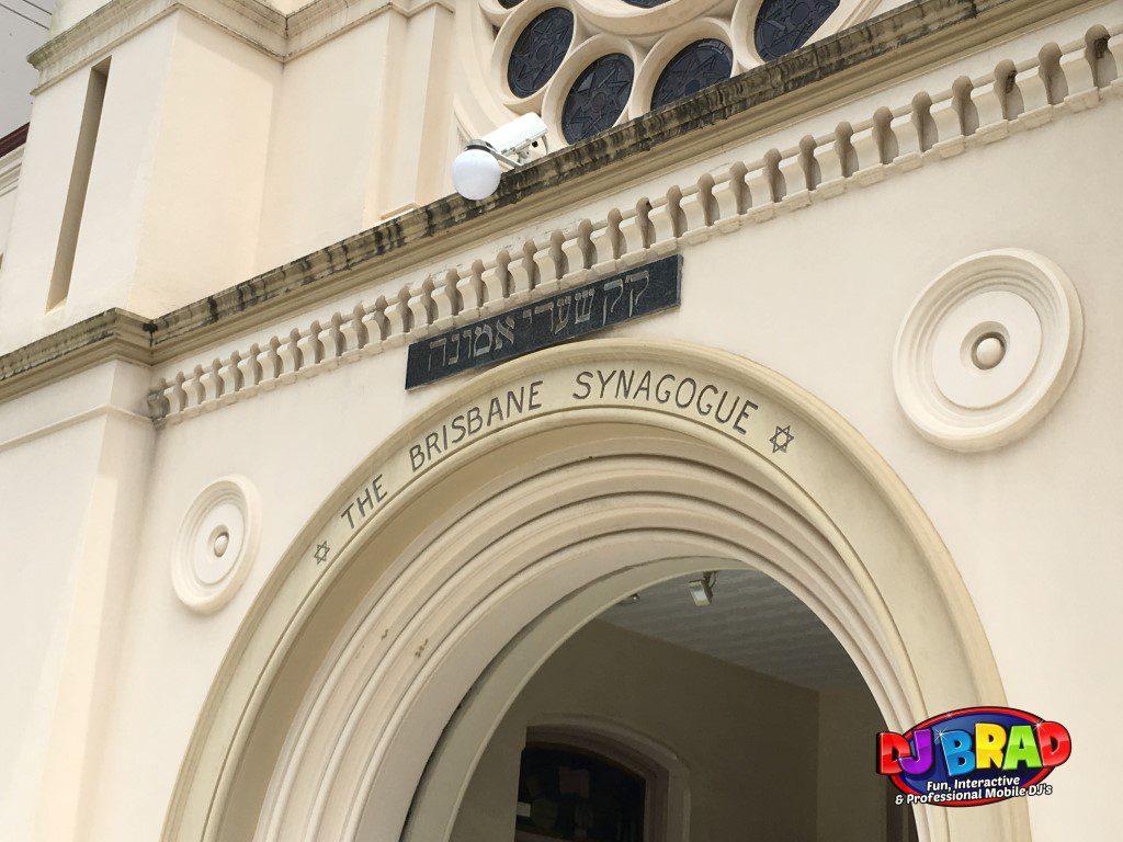 Millie's Bat Mitzvah - Brisbane Synagogue - DJ BRAD - 1