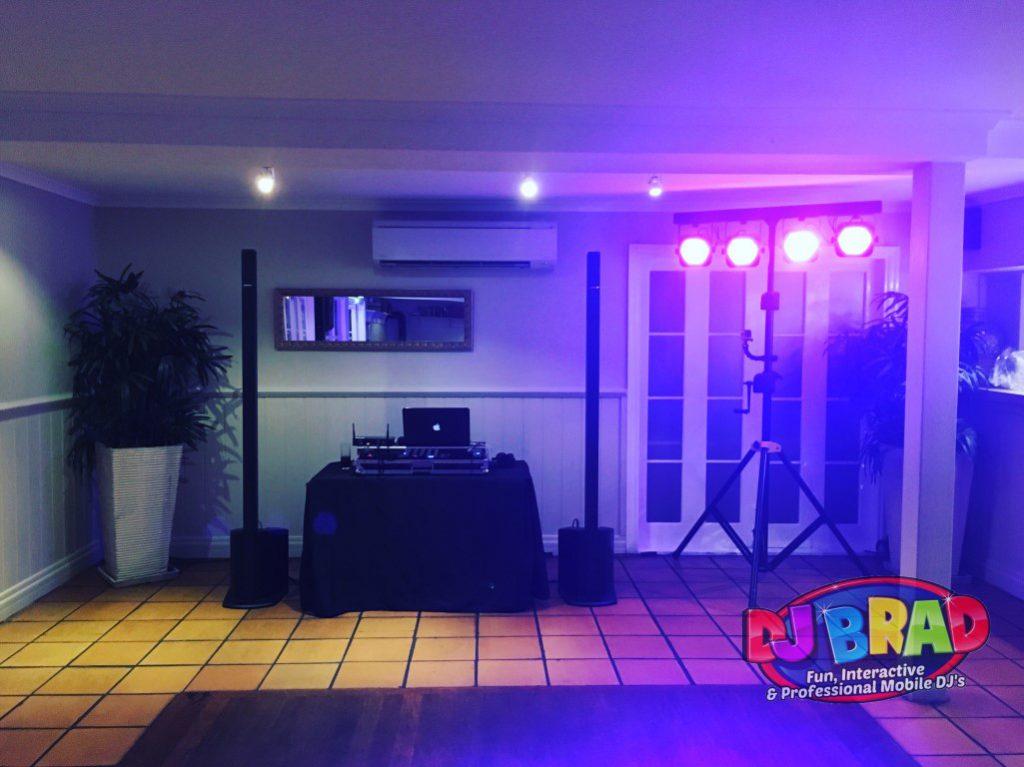 Hillstone St Lucia - Dave & Brittany - Wedding DJ