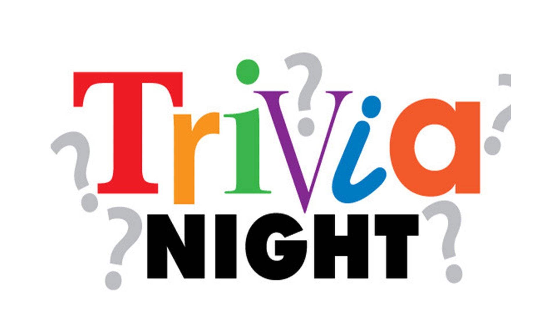 Our Lady of the Rosary Kenmore – Trivia Night